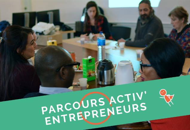 Parcours Activ'Entrepreneurs