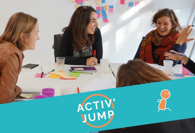 Activ'Jump Partie 1 @EnLigne (10-12h)